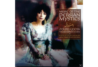 Jooya,Zohreh/Derakshani,Madjid - Music Of The Persian Mystics - (CD)