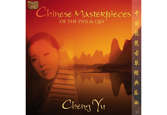 Cheng Yu - Chinese Masterpieces Of The Pipa & Qin [CD]