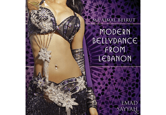 The Tswana People - Modern Bellydance From Lebanon - (CD)