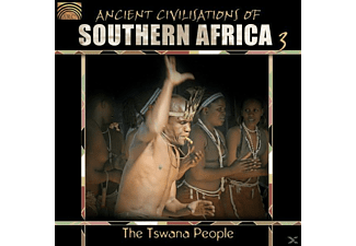 The Tswana People - Ancient Civilisations Of Southern Africa Vol.3 - (CD)