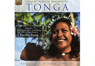 David Fanshawe - Chants From The Kingdom Of Tonga - (CD)