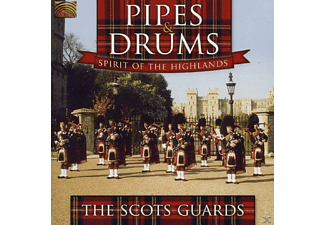 The Scots Guards - Pipes & Drums-Spirit Of The Highlands [CD]