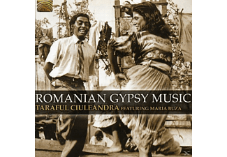 Maria Buza - Romanian Gypsy Music - (CD)