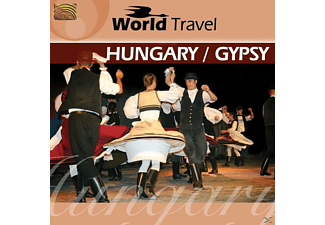 VARIOUS - World Travel-Hungary/Gypsy [CD]