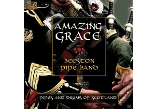 The Beeston Pipe Band - Amazing Grace-Pipes And Drums Of Scotland [CD]