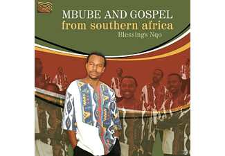 Blessings Nqo - Mbube And Gospel From Southern Africa [CD]
