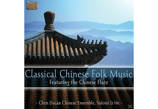 Chen Dacan Chinese Ensemble - Classical Chinese Folk Music [CD]