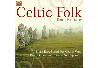 VARIOUS - Celtic Folk From Brittany [CD]