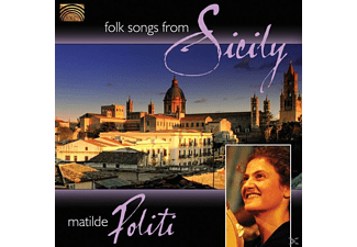 Matilde Politi - Folk Songs From Sicily - (CD)