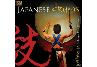 Joji Hirota - Japanese Drums [CD]
