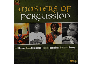 VARIOUS - Masters Of Percussion Vol.3 [CD]