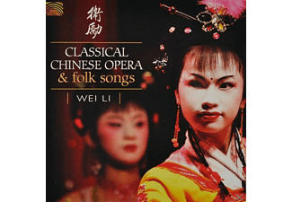 Li-wei - Classical Chinese Opera & Folk Songs [CD]
