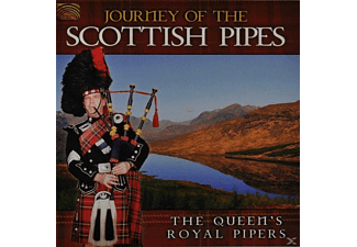 The Queen S Royal Pipers - Journey Of The Scottish Pipes [CD]