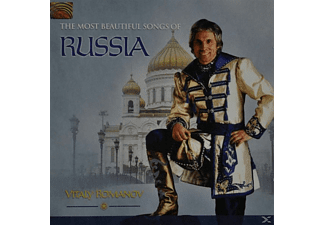 Vitaly Romanov - The Most Beautiful Songs Of Russia [CD]
