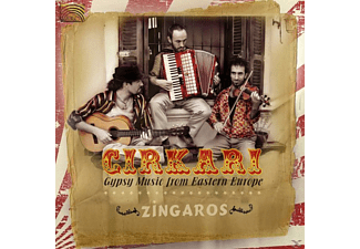 Zingaros - Cirkari-Gypsy Music From Eastern Europe [CD]