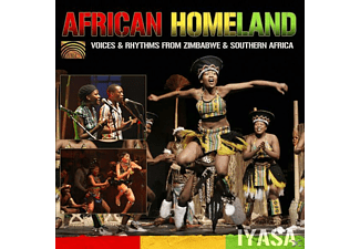 VARIOUS - African Homeland-Voices And Rhythms From Zimbabw - (CD)