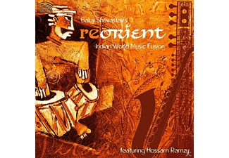 Hossam Indian World Music Fusion Feat.ramzy - Baluji Shrivastav's Re-Orient - (CD)