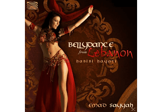 Emad Sayyah - Bellydance From Lebanon [CD]