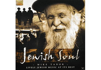 Mike Tabor - Jewish Soul [CD]