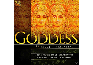 Shrivastav Baluji - Goddess [CD]