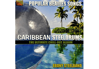 Ebony Steelband - Popular Beatles Songs-Caribbean Steeldrums [CD]