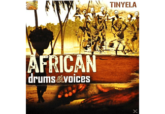 Tinyela - African Drums & Voices [CD]