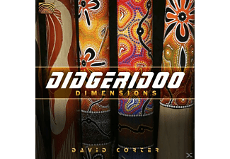 David Corter - Didgeridoo Dimensions [CD]