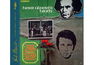 The Tijuana Brass - Herb Alpert's Ninth [CD]