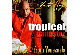 Victor Hugo - Tropical Gangster: Salsa From Venezuela [CD]