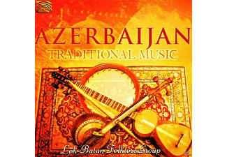 Lök Batan Folklore Band - Azerbaijan - Traditional Music [CD]
