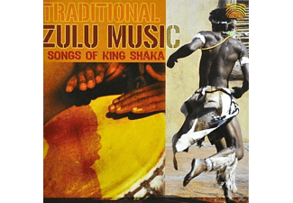 VARIOUS - Traditional Zulu Music-Songs Of King Shaka [CD]