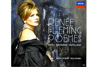 VARIOUS, Fleming,Renee/OPRF/Gilbert,Alan/ONF/Ozawa,Seiji - Poemes [CD]