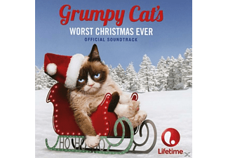 OST/VARIOUS - Grumpy Cat's Worst Christmas Ever - (CD)
