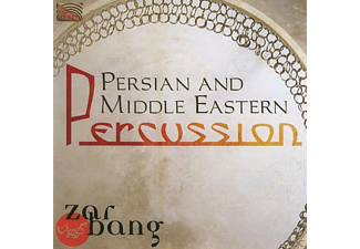 Zarbang - Persian & Middle Eastern Percussion - (CD)