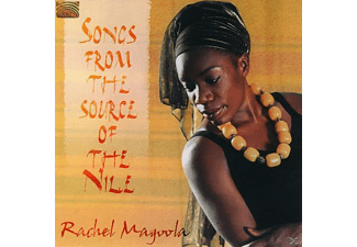 Rachel Magoola - Songs From The Source Of The Nile - (CD)