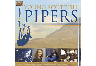 VARIOUS - Young Scottish Pipers [CD]