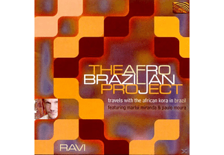 Ravi - The Afro-Brazilian Project [CD]
