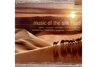 VARIOUS - Music Of The Silk Road [CD]
