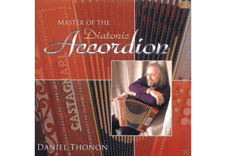 Daniel Thonon - Master Of The Diatonic Accorde - (CD)