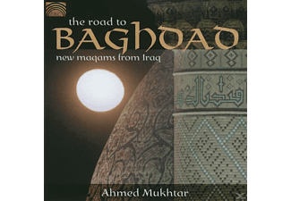 Ahmed Mukthar - The Road To Baghdad - (CD)