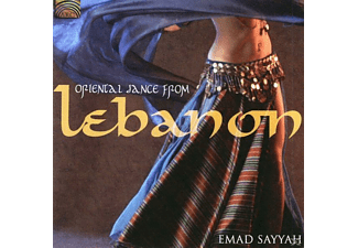 Emad Sayyah - Oriental Dance From Lebanon [CD]