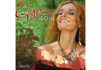 Laura Riz - Gypsy Soul - (CD)
