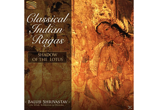 Shrivastav Baluji - Classical Indian Ragas - (CD)