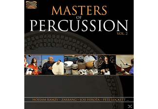 VARIOUS - Masters Of Percussion Vol. 2 [CD]