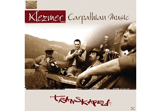 Transkapela - Klezmer Carpathian Music [CD]