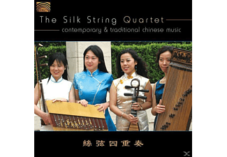 The Silk String Quartet - Contemporary & Traditional Chinese - (CD)
