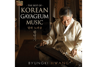 Byungki/+ Hwang - Best Of Korean Gayageum Music [CD]