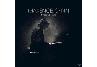 Maxence Cyrin (Pno) - Nocturnes - (CD)