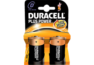DURACELL Power Plus D