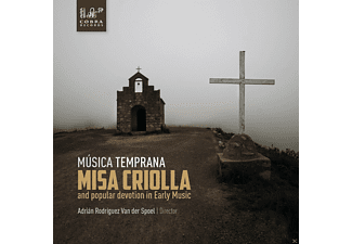 Musica Temprana - Misa Criolla And Popular Devotion In Early Music - (CD)